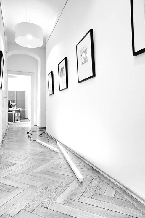 Projekty,  Salon zaprojektowane przez Versat