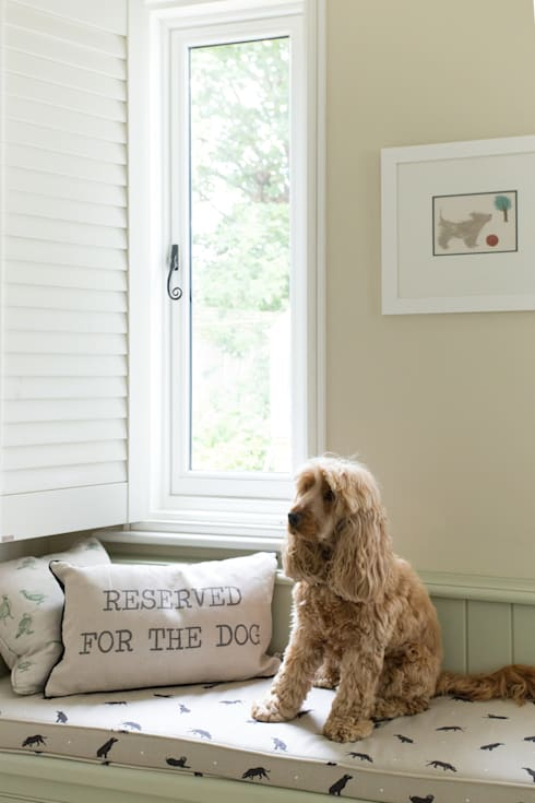 Ventanas de estilo  por The Wood Window Alliance