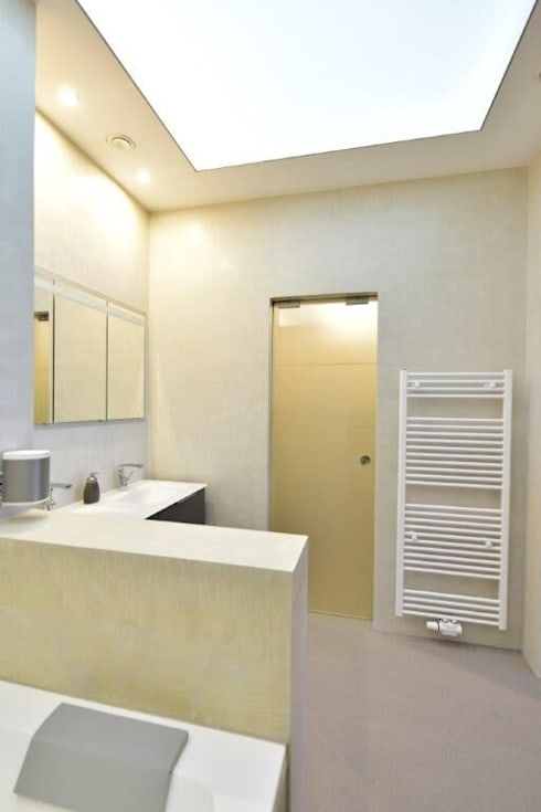 exklusive und innovative loft wohnung von raum in form homify. Black Bedroom Furniture Sets. Home Design Ideas