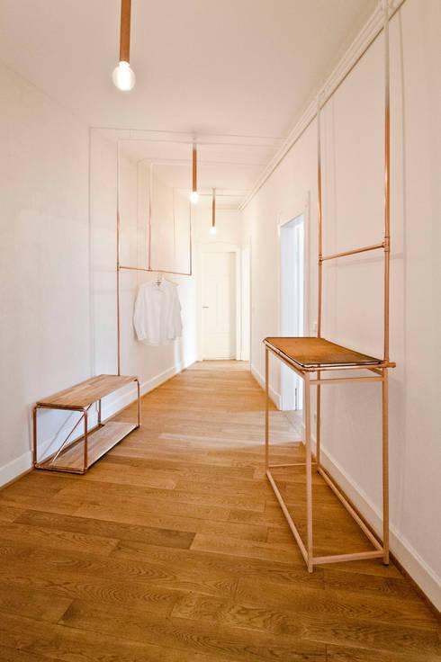 Corridor, hallway by Studio DLF