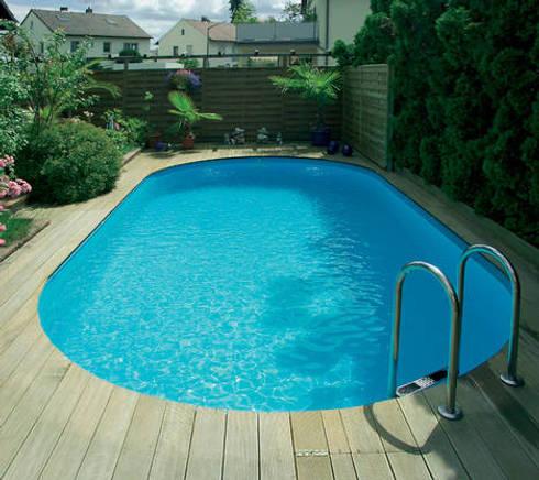 Art yapi havuz sistemleri 32m2 prefabr k havuz homify for Cuanto cuesta construir una piscina en colombia
