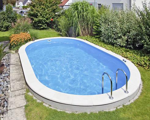 Art yapi havuz sistemleri 32m2 prefabr k havuz homify for Cuanto cuesta construir una piscina en chile