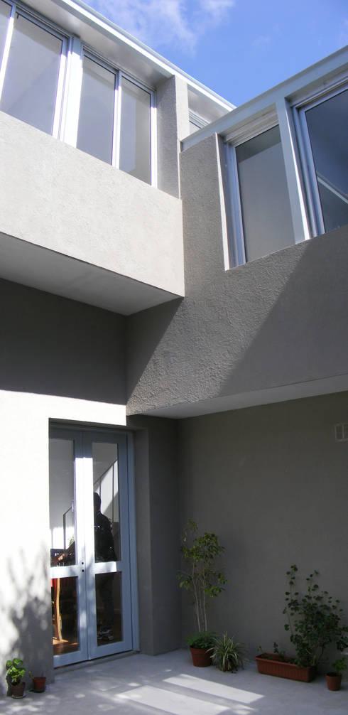 PH en Villa del Parque: Casas de estilo moderno por PERSPECTIVA