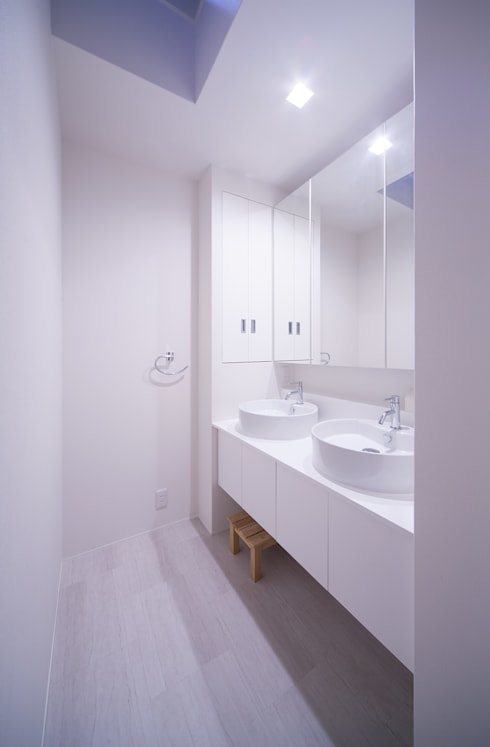 moderne Badezimmer von Architect Show co.,Ltd