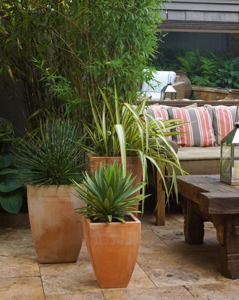 Tuin door Antonio Martins Interior Design Inc