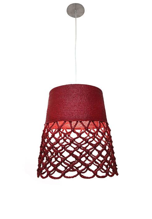 Darono | IN | OUT | Scales Suspension Lamp: Casa  por Darono