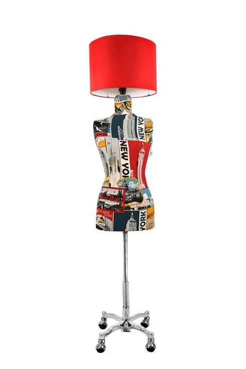 Lámparas Maniquies: Hogar de estilo  por Franko & Co.