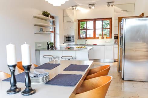 Küche nachher:   von Home Staging Gabriela Überla