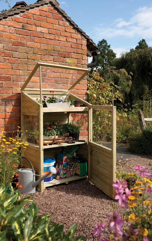 Landscaping and Garden Storage:  Garden  by Heritage Gardens UK Online Garden Centre