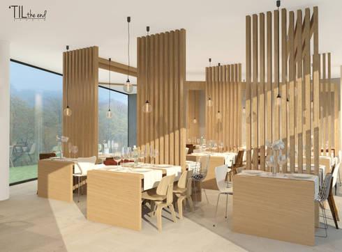Restaurant: Hotéis  por Lagom studio