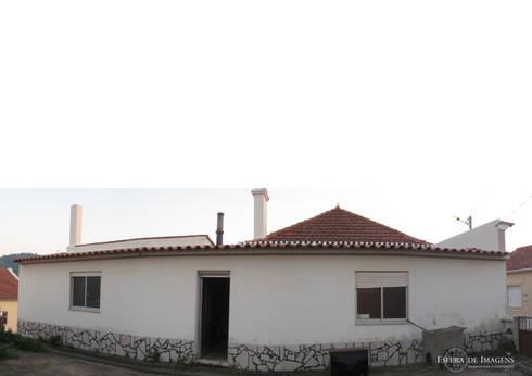 Remodelação de moradia - antes da intervenção :   por Esfera de Imagens Lda