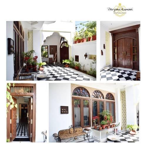 Interior  :  Corridor & hallway by Devyani Kumari Lifestyle & Designs