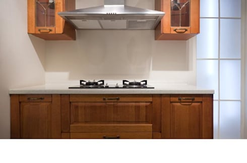 Residential project: modern Kitchen by Aristolite