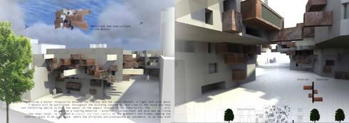 Projecção Tridimensional:   por Sara Santos Arquitecta