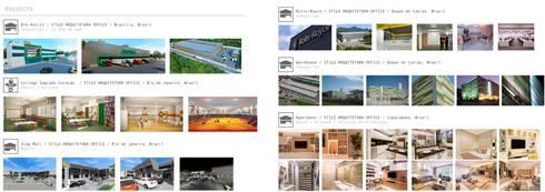 Outras colaborações em projectos:   por Sara Santos Arquitecta