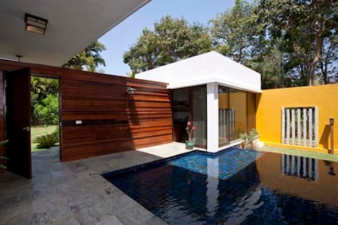 Aurora Residence:  Terrace by Sanctuary