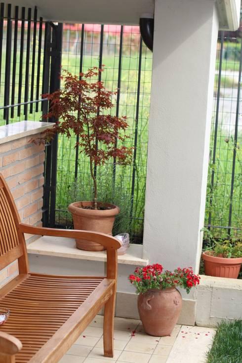 Outdoor garden esterni giardino di francesca ianni for Outdoor giardino