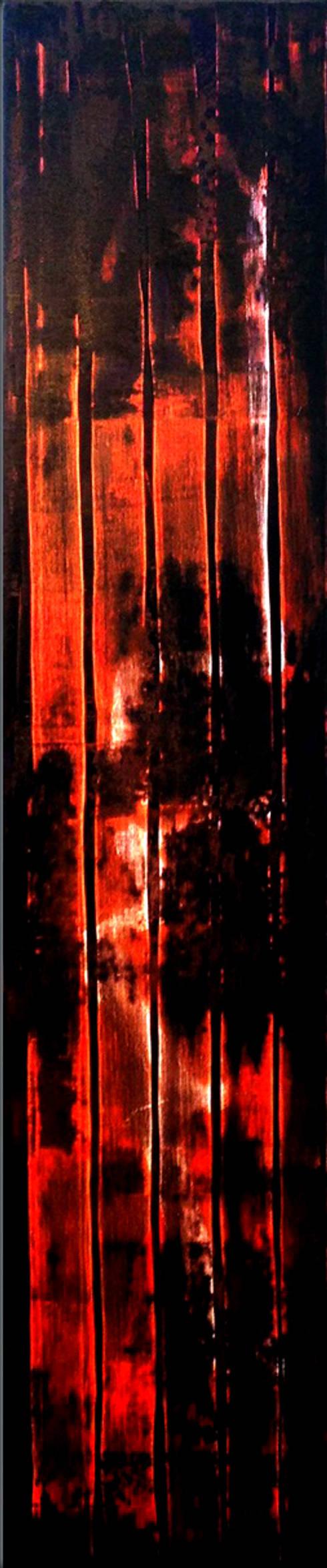 Moderne abstrakte acrylbilder auf keilrahmen in klein und for Moderne bilder auf keilrahmen