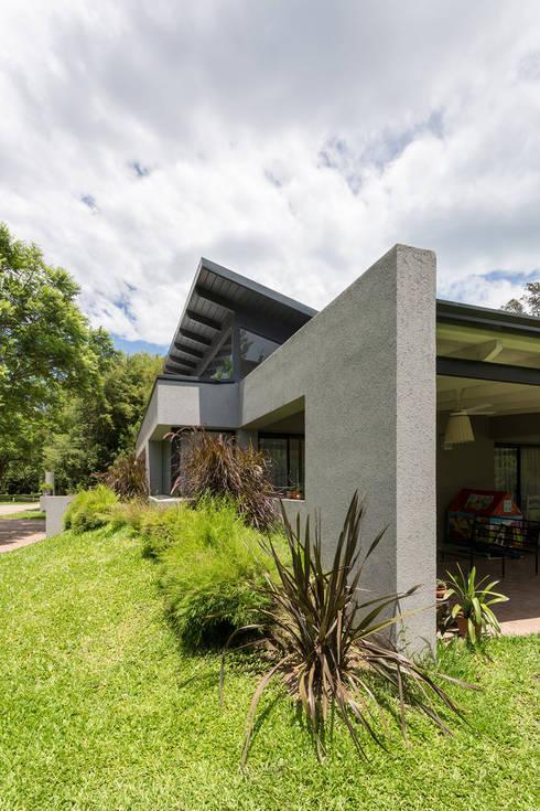 Projekty,  Domy zaprojektowane przez ARRILLAGA&PAROLA