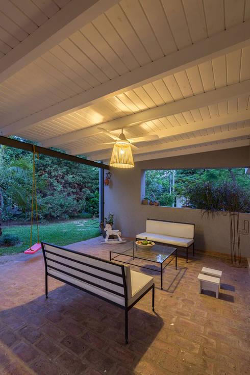 Projekty,  Ogród zaprojektowane przez ARRILLAGA&PAROLA