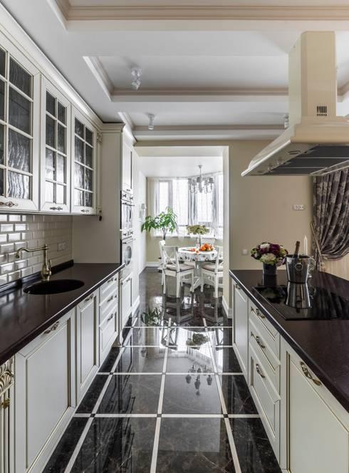 Cozinhas  por Belimov-Gushchin Andrey