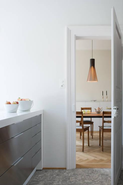 Forsberg Architekten AG의  주방