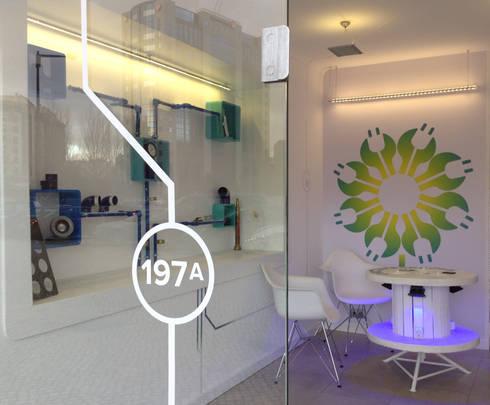 Expositor : Lojas e espaços comerciais  por EspaçodeIdeias