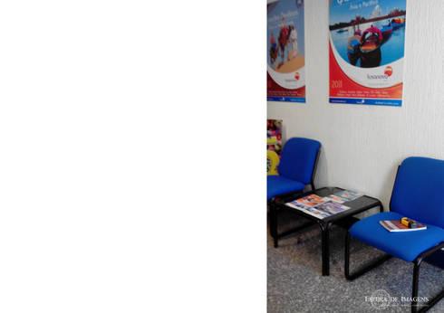 Sede da Lusanova - Antes da intervenção :   por Esfera de Imagens Lda