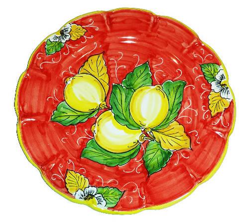 Piatti da portata di ceramiche di vietri homify - Piatti da portata particolari ...