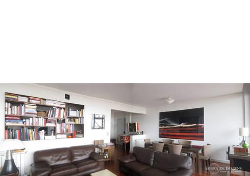 Remodelação de apartamento no Rato:   por Esfera de Imagens Lda