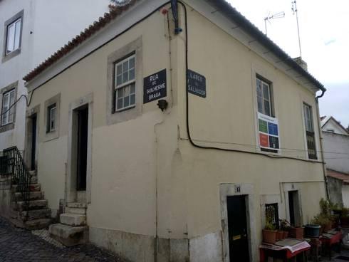 Uma Casa Portuguesa - Alfama (Antes):   por Uma Casa Portuguesa