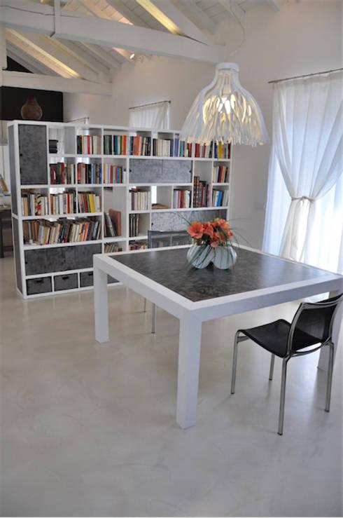 Dining room by Effegieffe snc