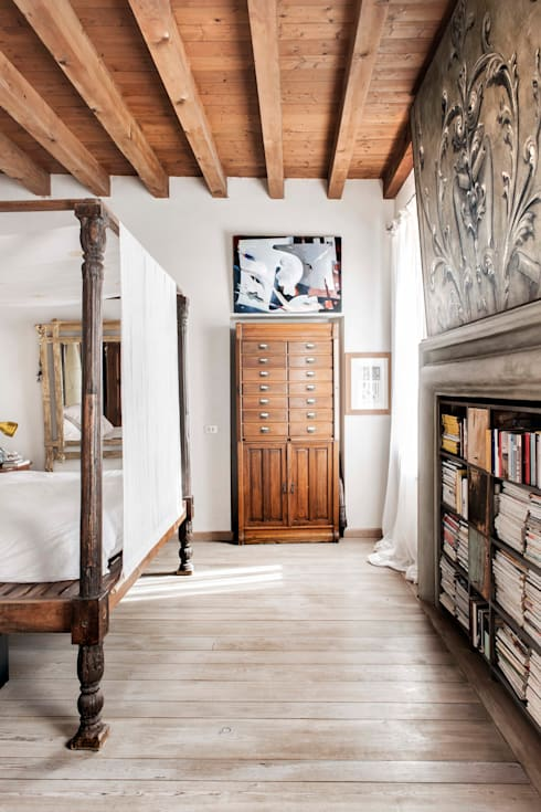 Bedroom by Studio Maggiore Architettura