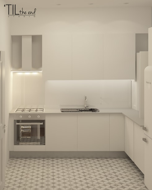 Cozinhas  por Lagom studio