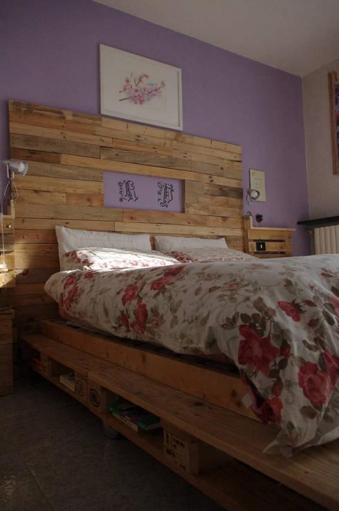 Schlafzimmer von Dilegno InLegno