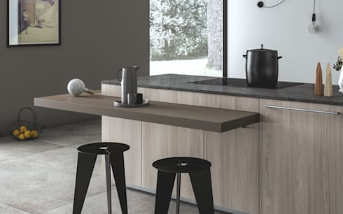 SMART progetto 5 par Nova Cucina | homify