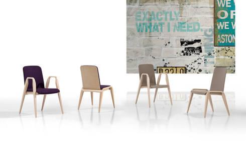 Take Me Collection: Sala de estar  por Fenabel-The heart of seating