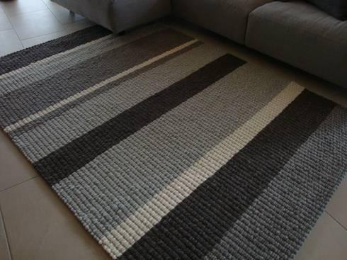 Teppiche nach wunsch von handweberei u wollkämmerei norbert