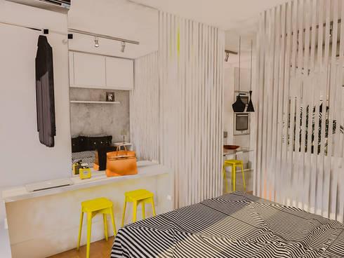 Studio: Quartos  por Studio M Arquitetura