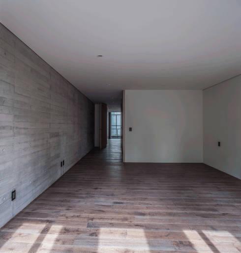Hesiodo: Recámaras de estilo minimalista por Cm2 Management
