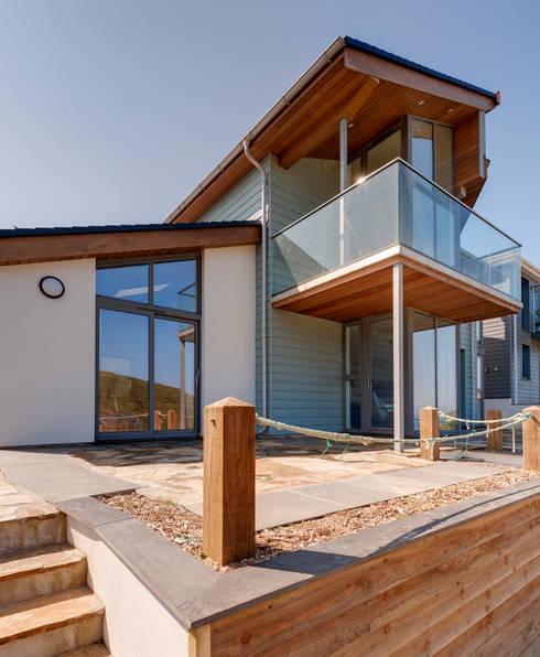 Дома в . Автор – Trewin Design Architects