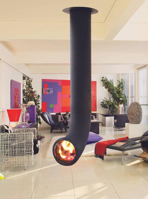 Salas de estilo  por Chiemsee Öfen