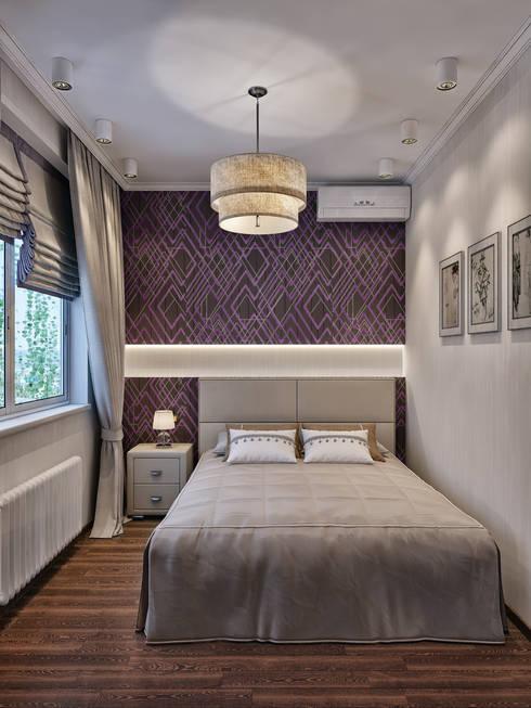 Мастерская дизайна ЭГО의  침실