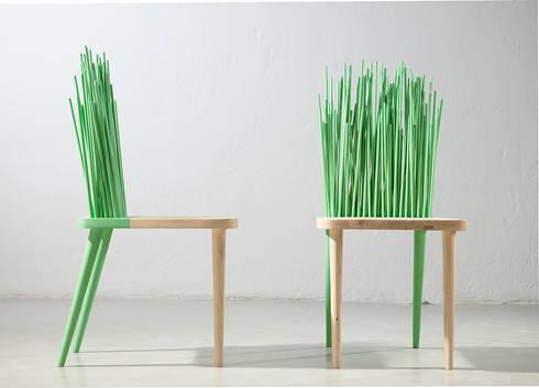 Mobiliario y Producto: Hogar de estilo  por ODA - Oficina de Diseño y Arquitectura