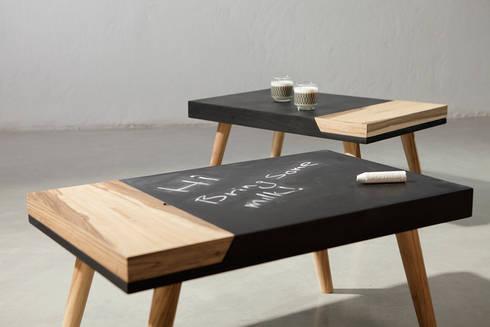 Mobiliario y Producto: Salas de estilo moderno por ODA - Oficina de Diseño y Arquitectura