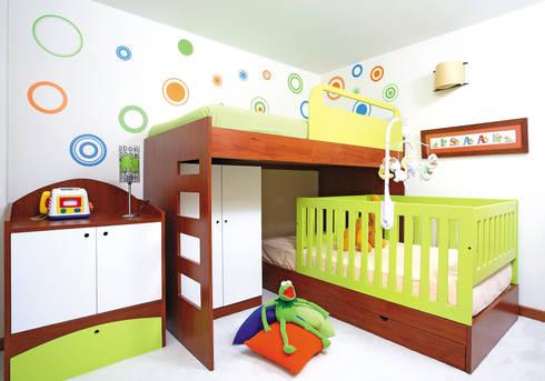 Muebles infantiles de kiki dise o y decoraci n homify - Muebles infantiles diseno ...