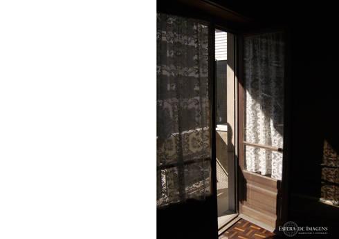 Remodelação de apartamento em Entrecampos - antes da intervenção:   por Esfera de Imagens Lda
