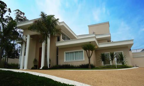 Projeto Residencial I – Condomínio Capital Ville: Casas modernas por Arquidecor Projetos