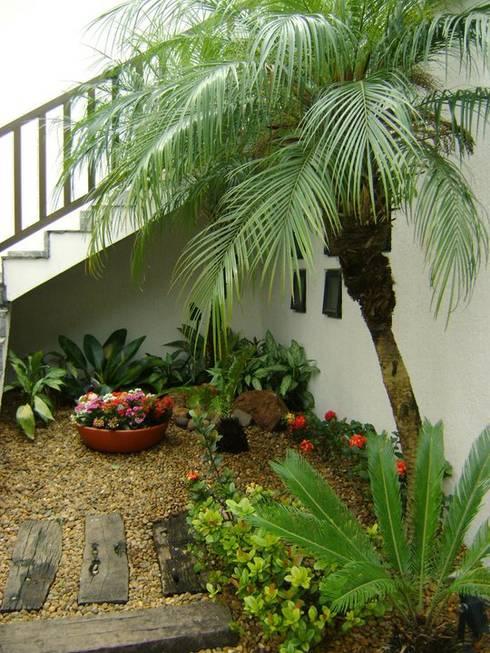 Сады в . Автор – MC3 Arquitetura . Paisagismo . Interiores