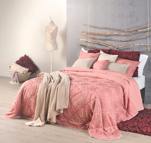 Coleção Têxtil'16: Quarto  por DeBORLA